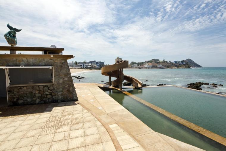 墨西哥Carpa Olivera海滩社交中心-墨西哥Carpa Olivera海滩社交中心第9张图片