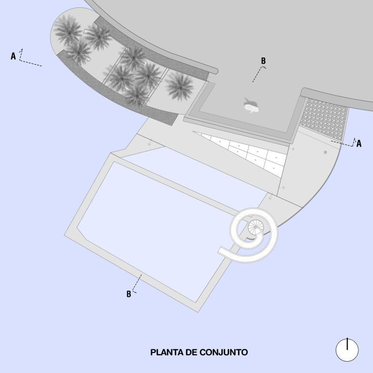 墨西哥Carpa Olivera海滩社交中心-墨西哥Carpa Olivera海滩社交中心第23张图片