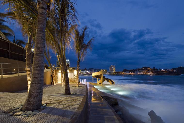 墨西哥Carpa Olivera海滩社交中心-墨西哥Carpa Olivera海滩社交中心第22张图片