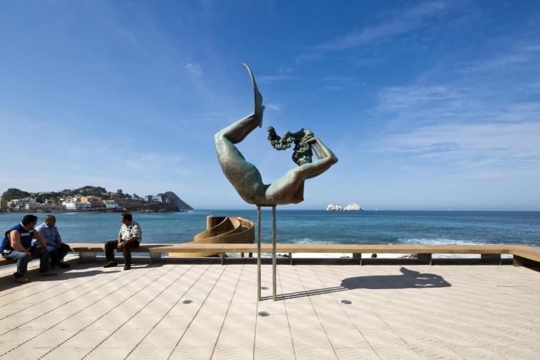 墨西哥Carpa Olivera海滩社交中心-墨西哥Carpa Olivera海滩社交中心第11张图片