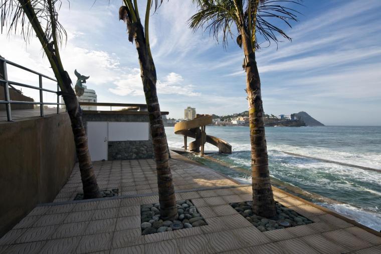 墨西哥Carpa Olivera海滩社交中心-墨西哥Carpa Olivera海滩社交中心第6张图片