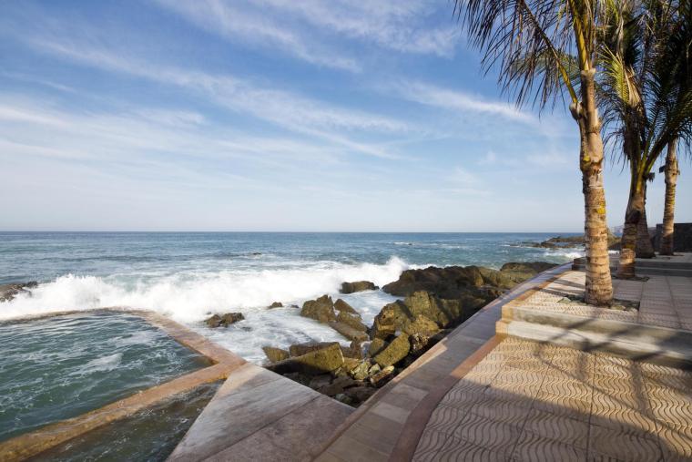 墨西哥Carpa Olivera海滩社交中心-墨西哥Carpa Olivera海滩社交中心第12张图片