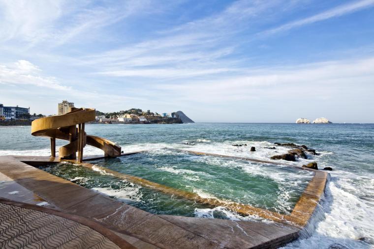 墨西哥Carpa Olivera海滩社交中心-墨西哥Carpa Olivera海滩社交中心第7张图片