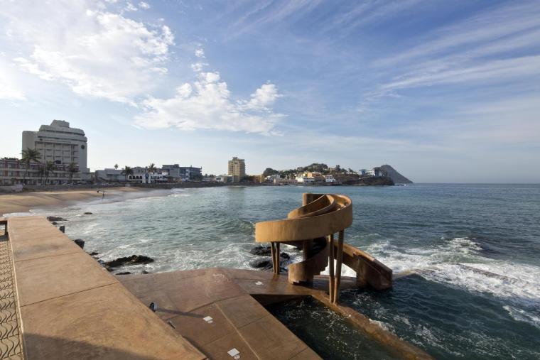 墨西哥Carpa Olivera海滩社交中心-墨西哥Carpa Olivera海滩社交中心第4张图片