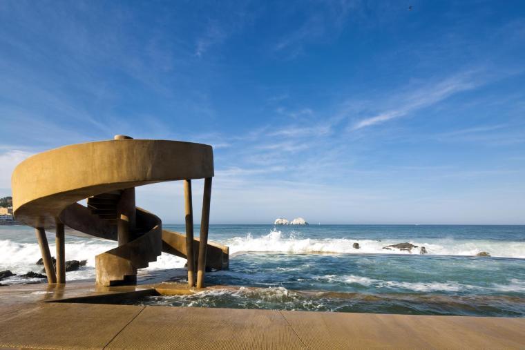 墨西哥Carpa Olivera海滩社交中心-墨西哥Carpa Olivera海滩社交中心第16张图片