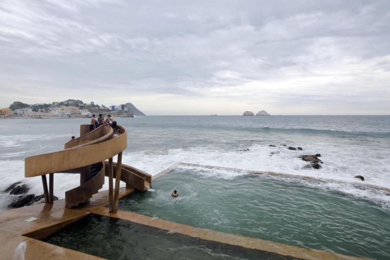 墨西哥Carpa Olivera海滩社交中心-墨西哥Carpa Olivera海滩社交中心第14张图片