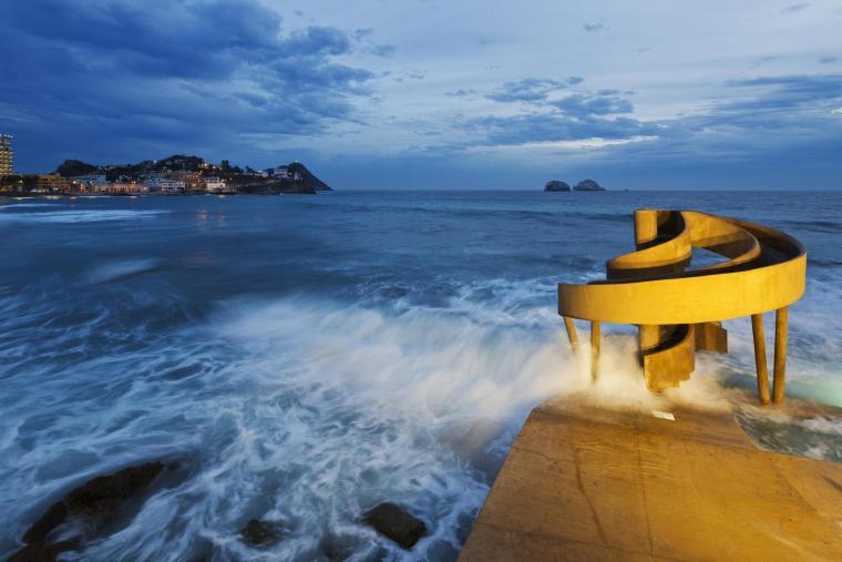 墨西哥Carpa Olivera海滩社交中心-墨西哥Carpa Olivera海滩社交中心第20张图片