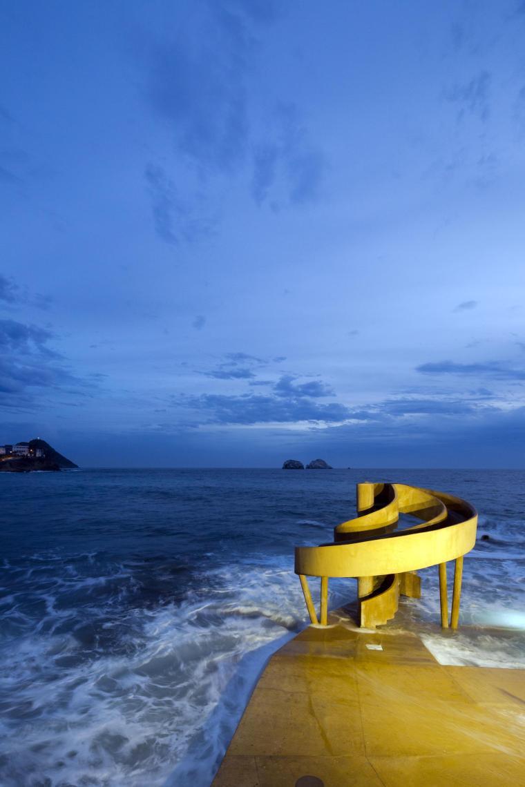 墨西哥Carpa Olivera海滩社交中心-墨西哥Carpa Olivera海滩社交中心第21张图片