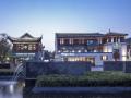 中国扬州红桥商业街