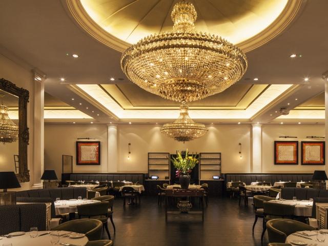 英国Bombay Brasserie印式餐厅