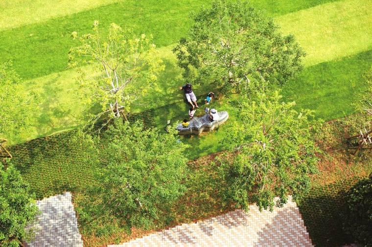 日本丝路花语公园景观外部实景图-日本丝路花语公园景观第4张图片