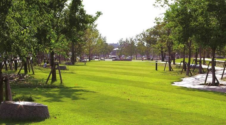 日本丝路花语公园景观外部实景图-日本丝路花语公园景观第3张图片