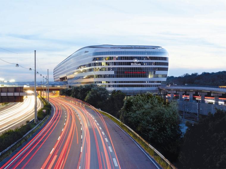 德国The Squaire机场大楼