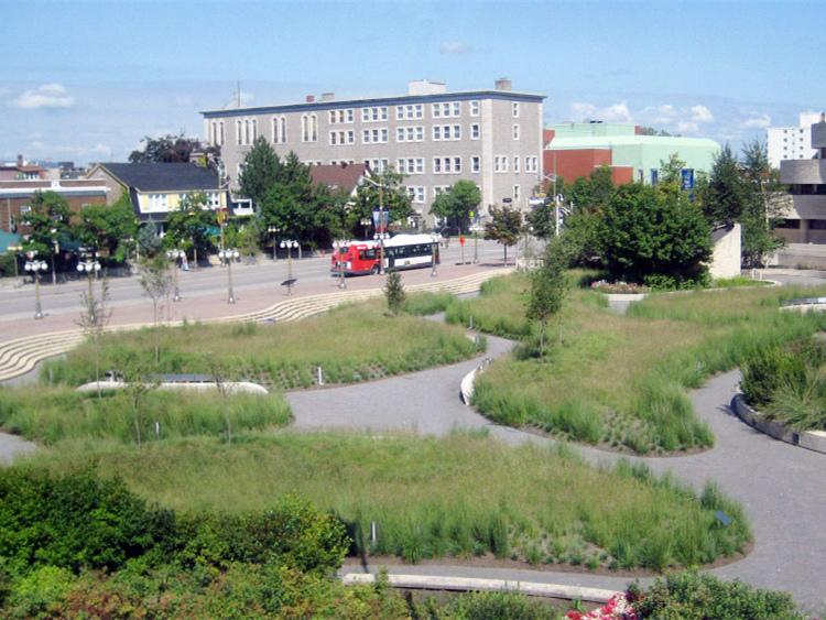 加拿大文明博物馆广场