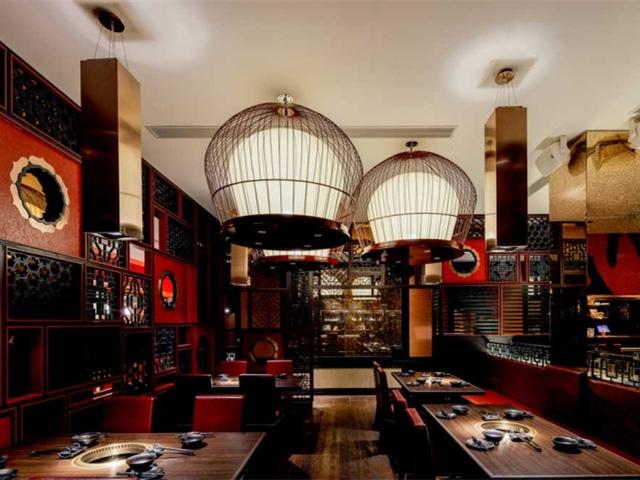 上海Hutong餐厅