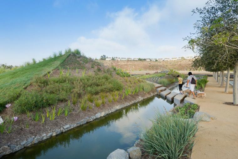 美国洛杉矶西海岸中央公园景观外-美国洛杉矶西海岸中央公园景观第14张图片