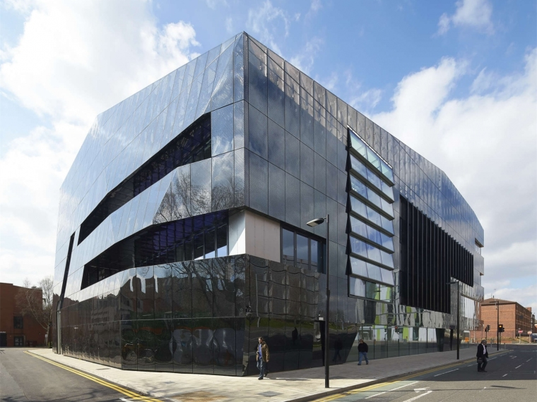 英国国家石墨烯研究所