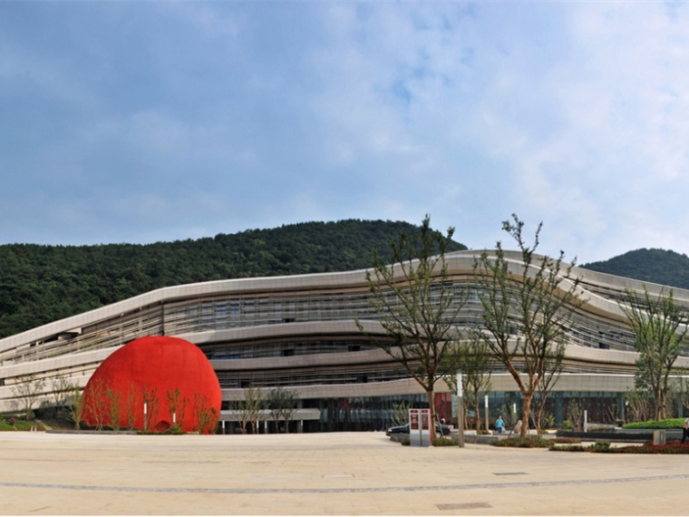中国南京汤山国家地质公园博物馆