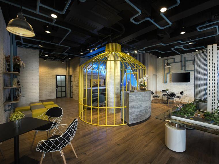 印尼One Azure公司营销办公室
