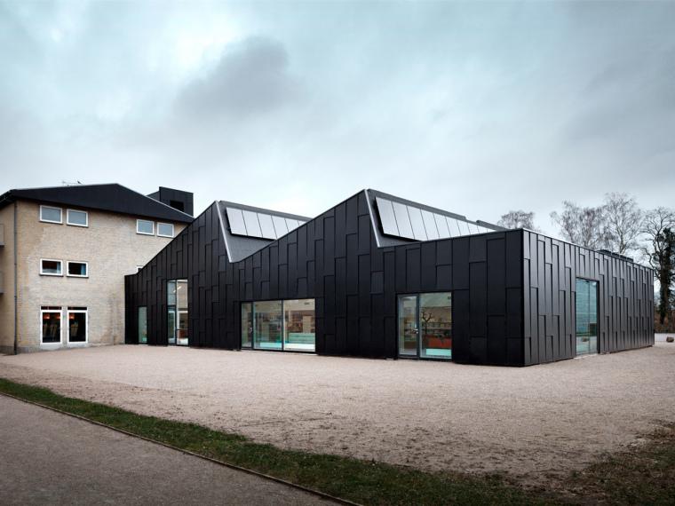 哥本哈根图书馆和文化中心