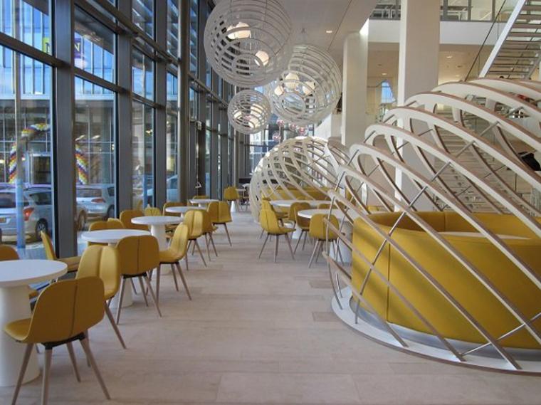 荷兰Nuon公司办公室