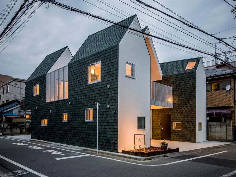 日本分界线别墅