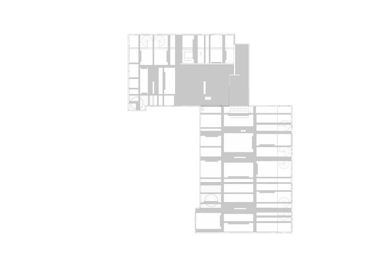 阿根廷Jacinto Chiclana大厦平面-阿根廷Jacinto Chiclana大厦第12张图片