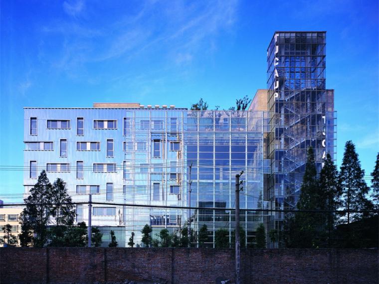 上海同济大学建筑与城市规划学院C楼