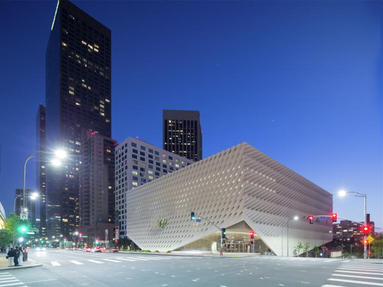 美国洛杉矶Broad美术馆