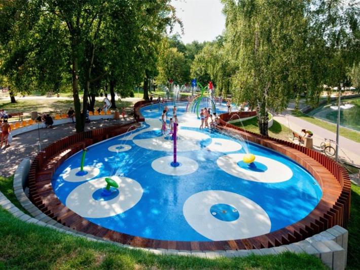 波兰水上乐园