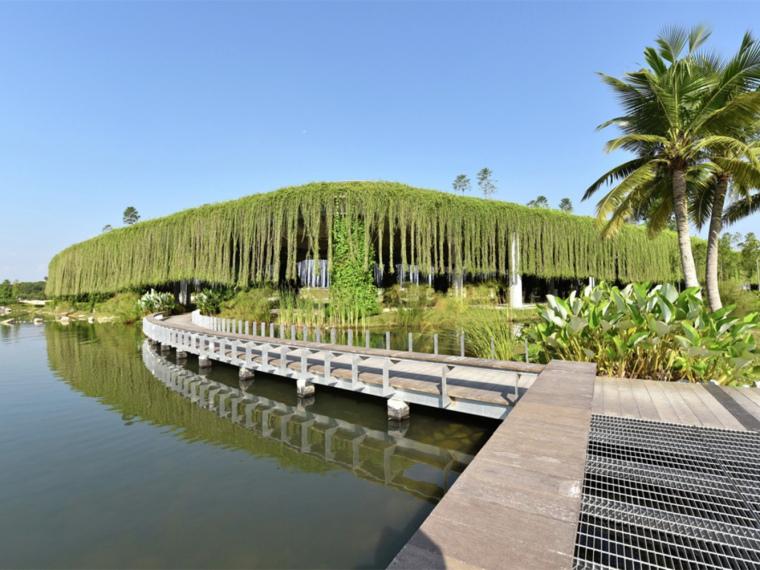 马来西亚Arc绿色景观