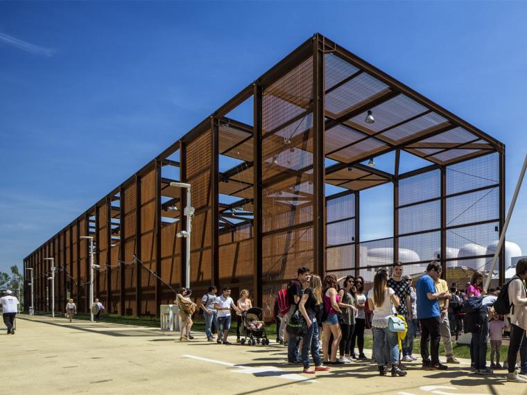 2015年米兰世博会巴西馆