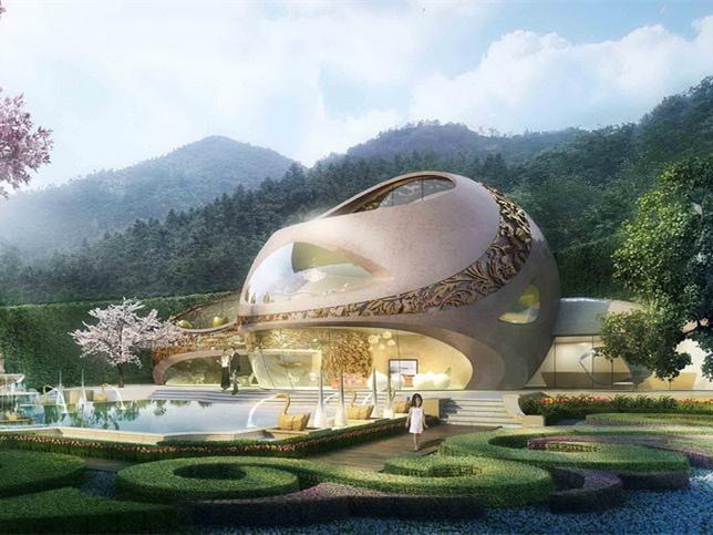 黄山幸福新世界养生度假区