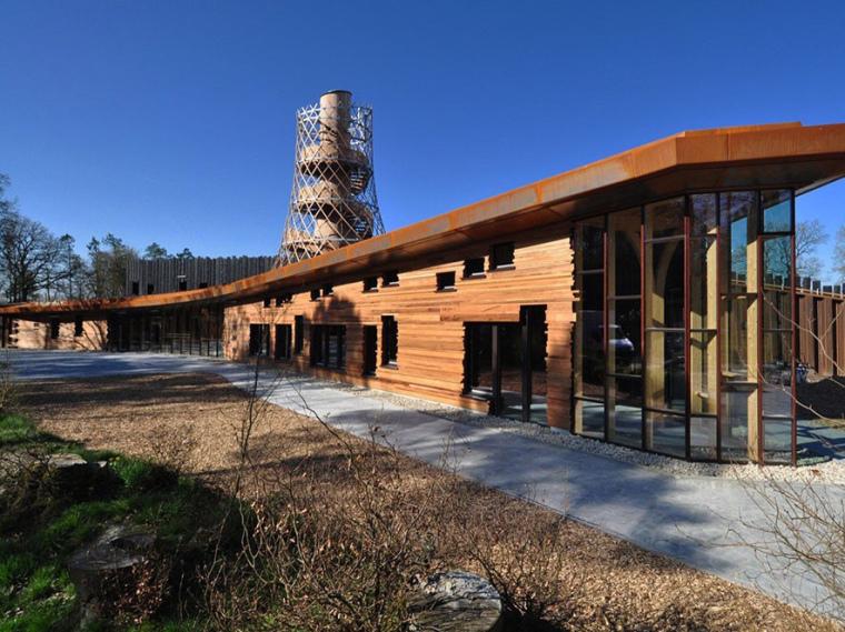 荷兰阿森环境教育中心