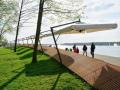 波兰Paprocany湖岸景观改造