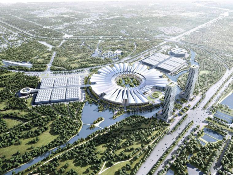 越南国家会议展览中心