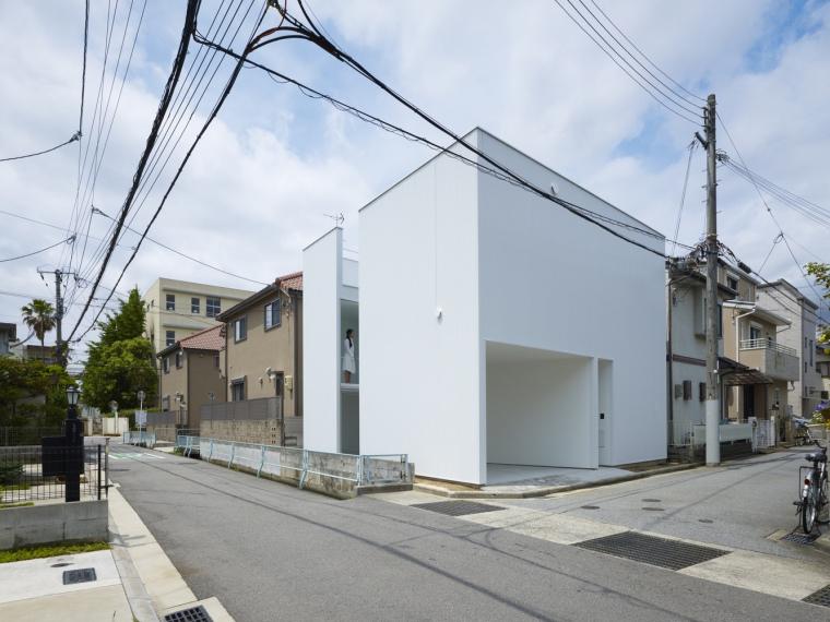 日本薄片公寓