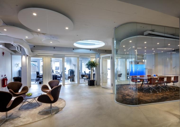 瑞典Heimstaden公司办公室_1