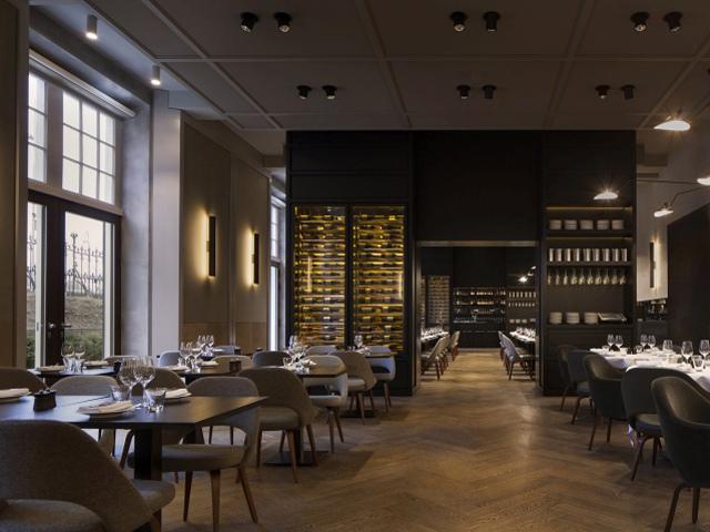 荷兰现代风格餐厅