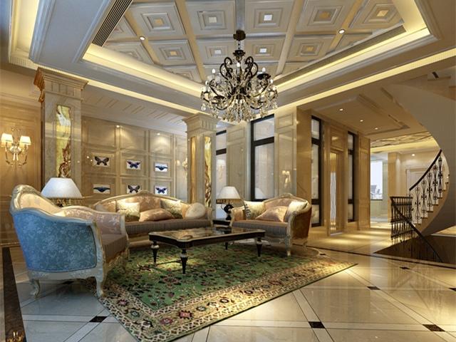 新古典主义住宅