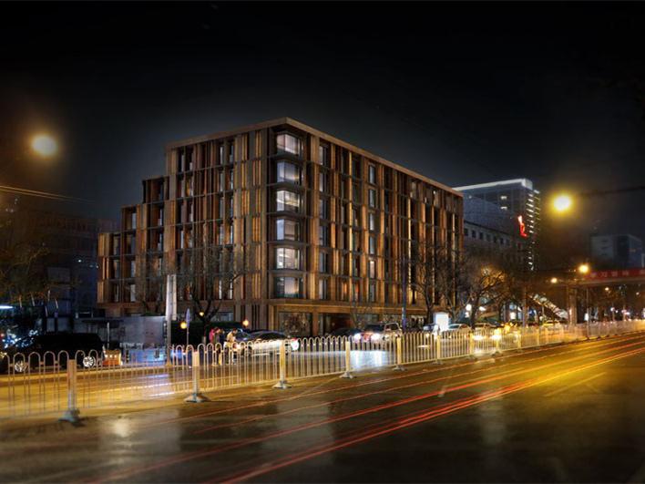 北京爱德公寓改造