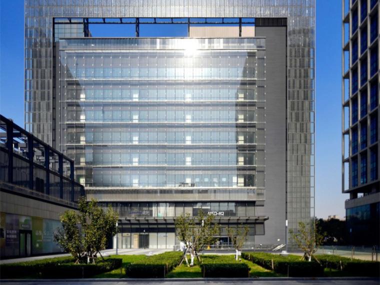 天津泰达MSD拓展区H2低碳建筑