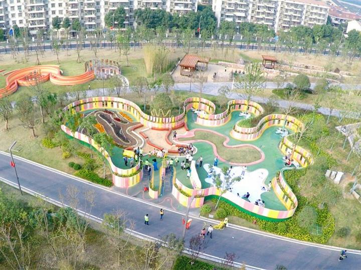 2015年武汉国际园博会创意小花园