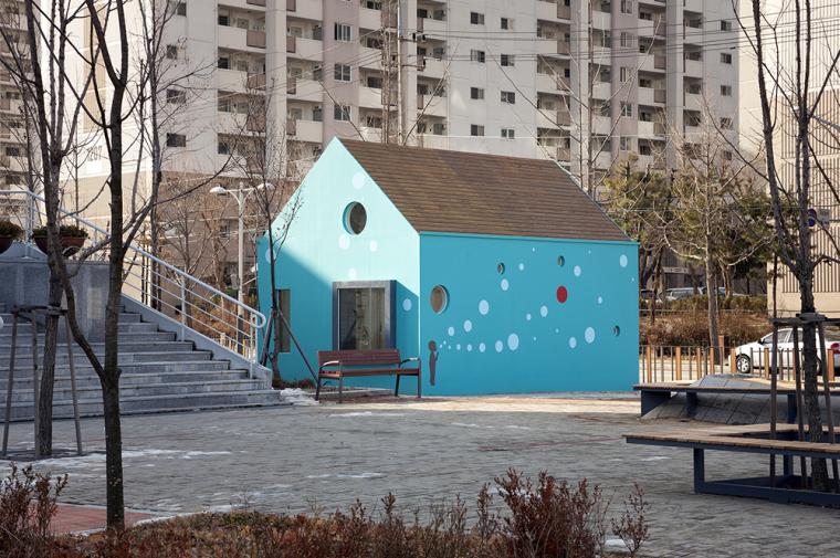韩国儿童活动中心