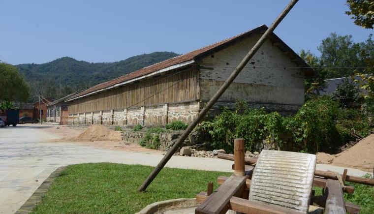 信阳粮油博物馆及村民活动中心外-信阳粮油博物馆及村民活动中心第2张图片