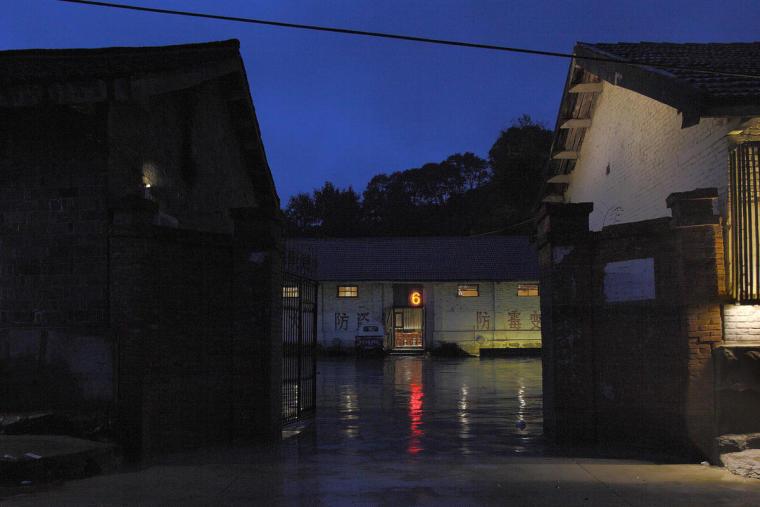 信阳粮油博物馆及村民活动中心外-信阳粮油博物馆及村民活动中心第6张图片