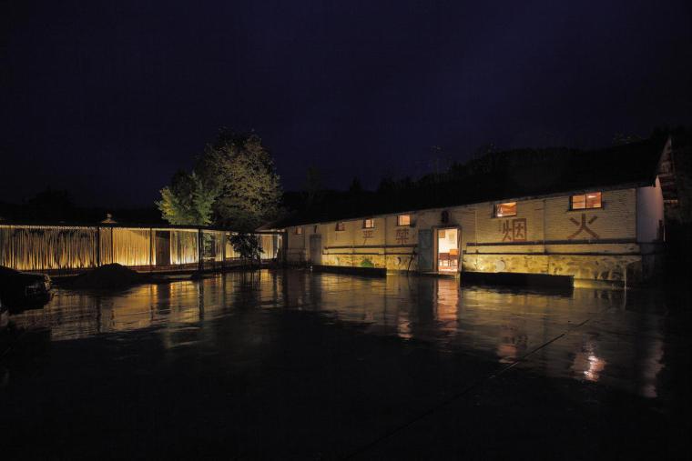 信阳粮油博物馆及村民活动中心外-信阳粮油博物馆及村民活动中心第8张图片