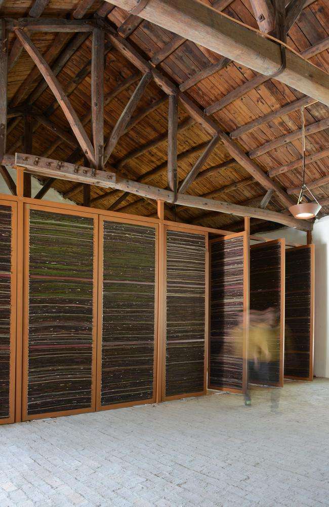信阳粮油博物馆及村民活动中心内-信阳粮油博物馆及村民活动中心第9张图片