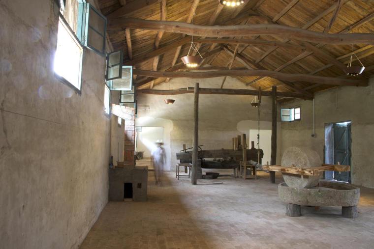信阳粮油博物馆及村民活动中心内-信阳粮油博物馆及村民活动中心第10张图片