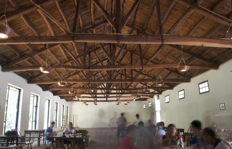 信阳粮油博物馆及村民活动中心内-信阳粮油博物馆及村民活动中心第12张图片